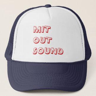 MIT OUT SOUND TRUCKER HAT
