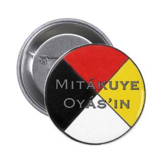 Mitakuye Oyasin todo mi Pin de las relaciones en L