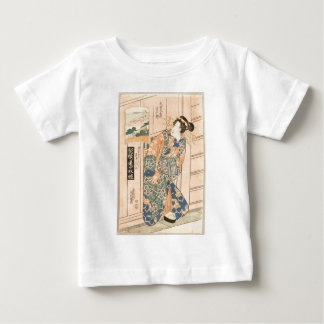 Mitate Yoshiwara Goju-san Tsui - Beauty by Keisai Baby T-Shirt