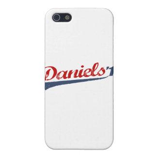 MITCH DANIELS 12 LOGO CASE FOR iPhone 5