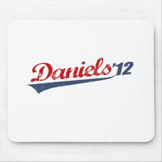 MITCH DANIELS '12 LOGO MOUSE PAD