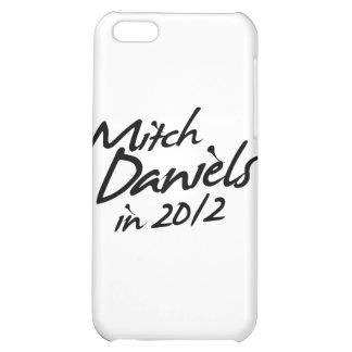 MITCH DANIELS 2012 Autograph iPhone 5C Case