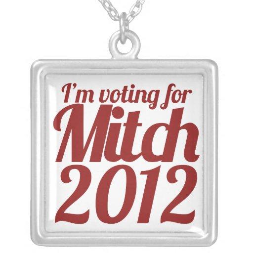 Mitch Daniels 2012 Joyeria Personalizada