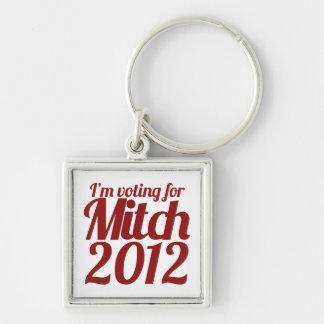 Mitch Daniels 2012 Keychain