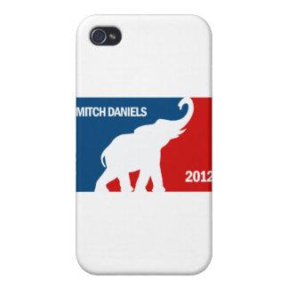 MITCH DANIELS 2012 Pro iPhone 4/4S Case