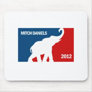 MITCH DANIELS 2012 (Pro) Mouse Pad