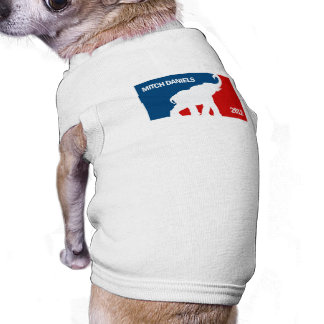 MITCH DANIELS 2012 (Pro) Pet Shirt
