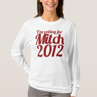 Mitch Daniels 2012 T-Shirt
