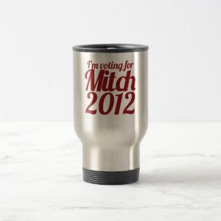 Mitch Daniels 2012 Travel Mug