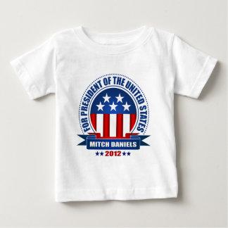 Mitch Daniels Baby T-Shirt
