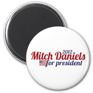 Mitch Daniels for President 2012 Magnet