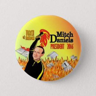 Mitch Daniels for President 2016 Button