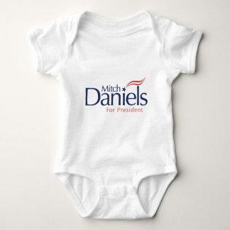 Mitch Daniels for President Baby Bodysuit