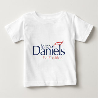 Mitch Daniels for President Baby T-Shirt