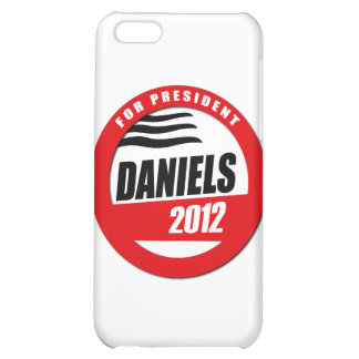 MITCH DANIELS FOR PRESIDENT BUTTON iPhone 5C COVERS