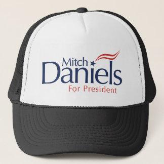 Mitch Daniels for President Trucker Hat