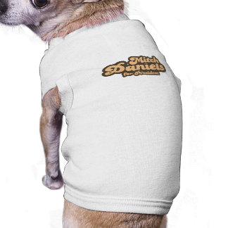 MITCH DANIELS FOR PRESIDENT (Vintage) Dog Tee