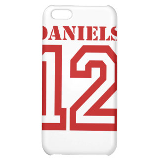 MITCH DANIELS IN 12 COVER FOR iPhone 5C