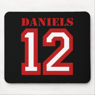 MITCH DANIELS IN 12 MOUSE PAD