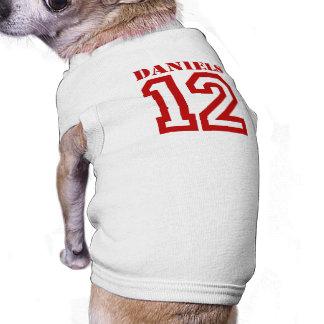 MITCH DANIELS IN 12 PET SHIRT