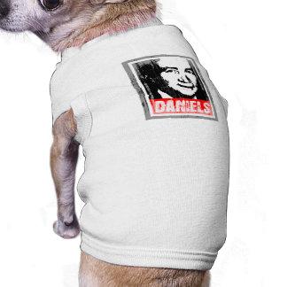 MITCH DANIELS INK BLOCK.png Dog Tee Shirt