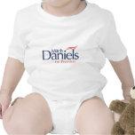 Mitch Daniels para el presidente Trajes De Bebé