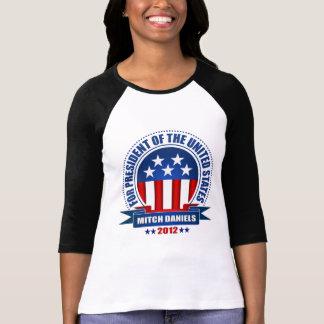 Mitch Daniels T-Shirt