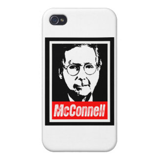 MITCH McCONNELL 2012 Cases For iPhone 4