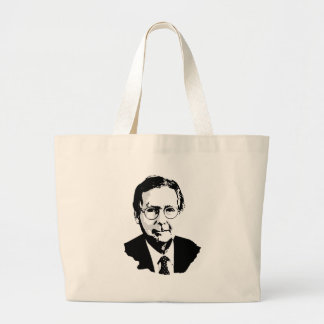 Mitch Mcconnell Gear Jumbo Tote Bag
