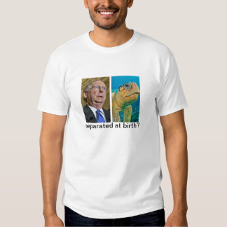 Mitch McConnell Turtle T-shirts