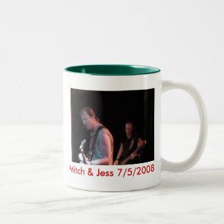 Mitch y taza de Jess Unkaged