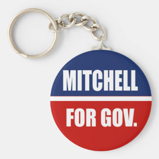 MITCHELL 2010 KEY CHAIN