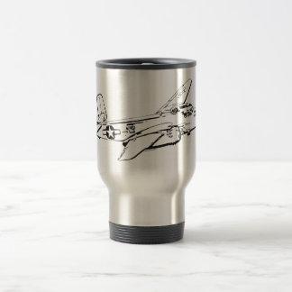 Mitchell - Bomber Travel Mug