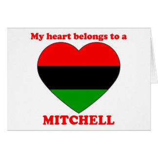 Mitchell Card
