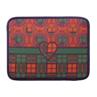Mitchell clan Plaid Scottish kilt tartan Sleeves For MacBook Air
