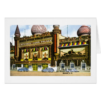Mitchell Corn Palace, Mitchell, South Dakota Card