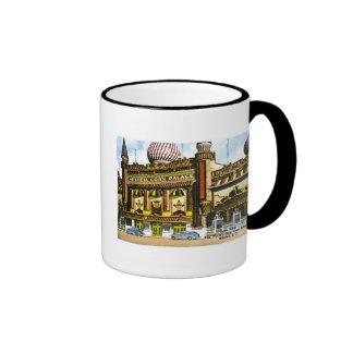 Mitchell Corn Palace, Mitchell, South Dakota Ringer Coffee Mug