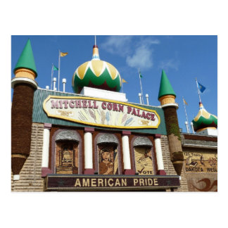 Mitchell Corn Palace Postcard