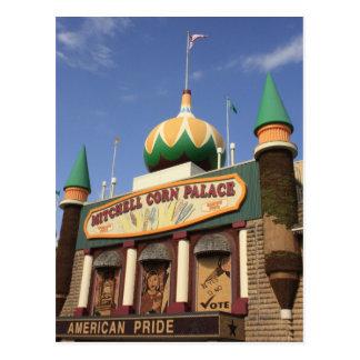 Mitchell Corn Palace Postcard