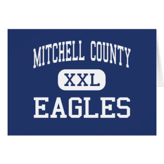 Mitchell County Eagles Middle Camilla Cards
