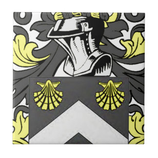 Mitchell (English) Coat of Arms Tile