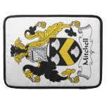 Mitchell Family Crest Sleeves For MacBooks