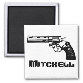 ¡Mitchell Imán De Frigorifico