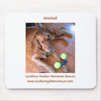 Mitchell  Mousepad - SunshineGolden Retriever