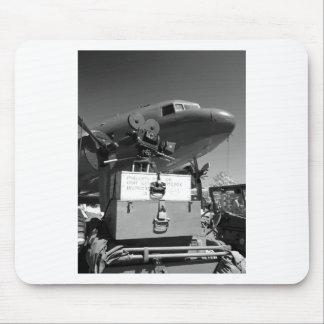 Mitchell movie camera DC-3 Mousepad