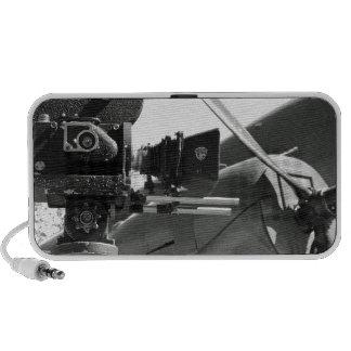 Mitchell movie camera DC-3 Notebook Speakers