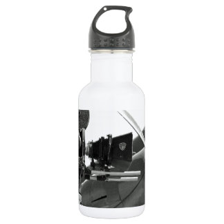 Mitchell movie camera DC-3 Stainless Steel Water Bottle