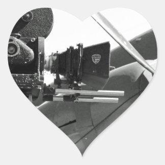 Mitchell movie camera DC-3 Sticker