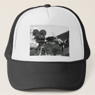 Mitchell movie camera DC-3 Trucker Hat