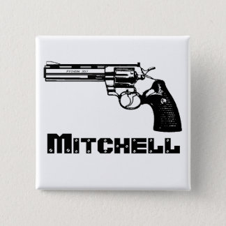 Mitchell! Pinback Button
